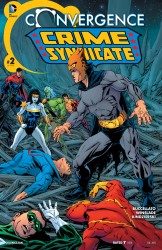Convergence - Crime Syndicate #2