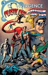Convergence – Plastic Man and the Freedom Fighters #2