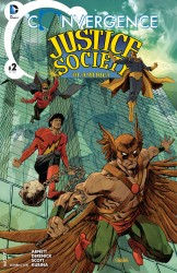 Convergence - Justice Society of America #2
