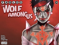 Download Fables - The Wolf Among Us #25