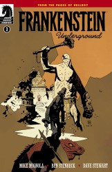 Download Frankenstein Underground #3