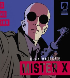 Download Mister X - Razed #4