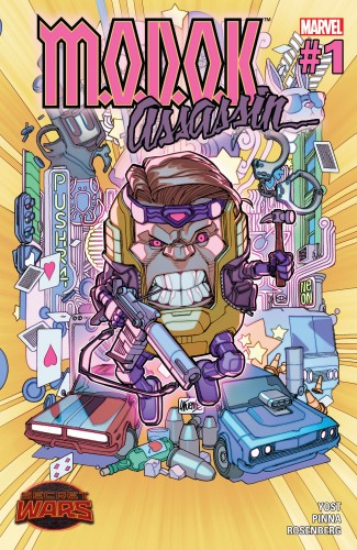 M.O.D.O.K. Assassin #01