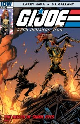 G.I. Joe - A Real American Hero #214