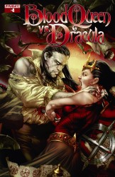 Blood Queen Vs Dracula #04
