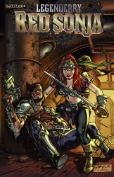 Legenderry Red Sonja #04