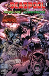 Mrs. Deadpool and the Howling Commandos #01