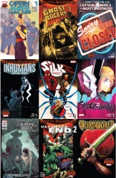 Collection Marvel (10.06.2015, week 23)