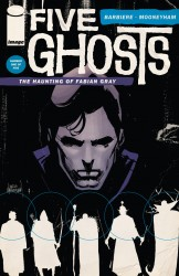 Five Ghosts (1-16 series)