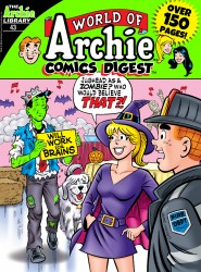World of Archie Comics Double Digest #43-46