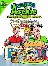 World of Archie Comics Double Digest #47-50