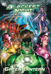 Green Lantern Vol.8 - Blackest Night
