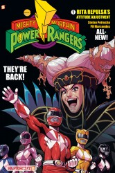 Mighty Morphin Power Rangers Vol.1 - Rita Repulsa's Attitude Adjustment