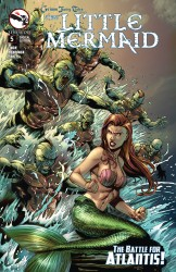 Grimm Fairy Tales Presents The Little Mermaid #05