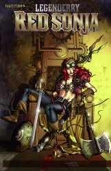 Legenderry Red Sonja #05