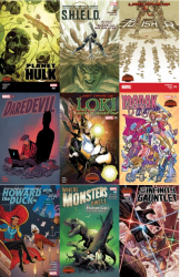 Collection Marvel (24.06.2015, week 25)