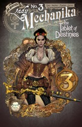 Lady Mechanika - The Tablet of Destinies #3
