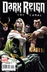 Dark Reign The Cabal