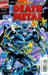 Death Metal #01-04 Complete