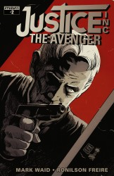 Justice, Inc - The_Avenger #2