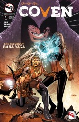 Grimm Fairy Tales Presents Coven #01