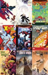 Collection Marvel (01.07.2015, week 26)