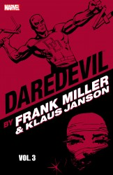 Daredevil by Frank Miller and Klaus Janson Vol.3