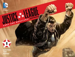 Justice League - Gods & Monsters - Superman #01