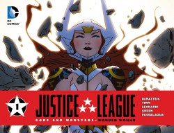 Justice League - Gods & Monsters - Wonder Woman #01
