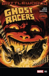 Ghost Racers #02