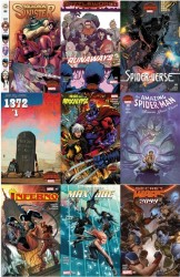Collection Marvel (08.07.2015, week 27)