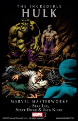 Incredible Hulk Masterwork Vol.2