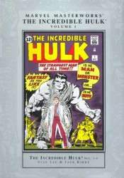 Incredible Hulk Masterworks Vol.1