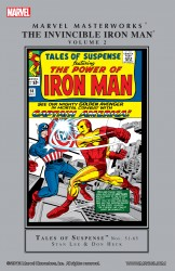 Iron Man Masterworks Vol.2