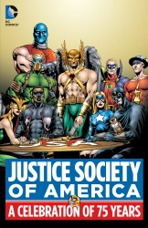 Justice Society of America - A Celebration Years (TPB)