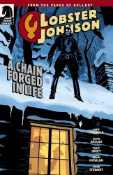 Lobster Johnson - A Chain Forged in Life