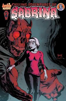Chilling Adventures of Sabrina #04