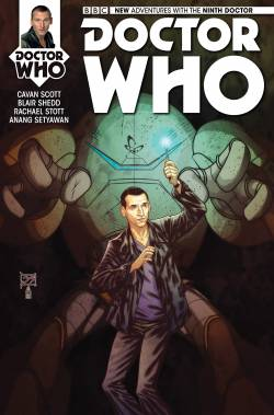 Doctor Who The Ninth Doctor #03