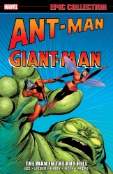 Ant-Man-Giant Man Epic Collection - The Man in the Ant-Hill