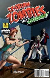 Lesbian Zombies from Outer Space #02