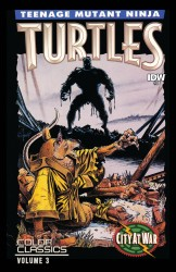 Teenage Mutant Ninja Turtles - Color Classics Vol.3 #08