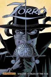 Zorro Vol.3 - Tales of the Fox