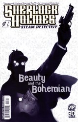 Sherlock Holmes Steam Detective Case Files - Beauty and the Bohemian