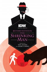 Shrinking Man #2