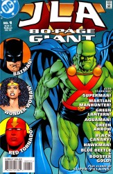 JLA 80-Page Giant (1-3 series) Complete