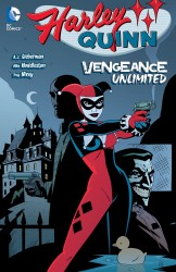 Harley Quinn Vol.4 - Vengeance Unlimited