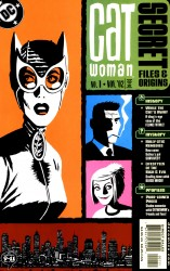 Catwoman Secret Files & Origins