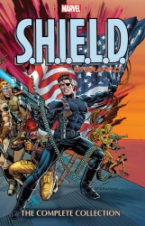 S.H.I.E.L.D. by Steranko - The Complete Collection