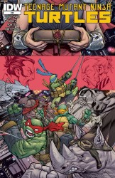 Teenage Mutant Ninja Turtles #49