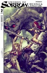 Download Swords of Sorrow - Red Sonja & Jungle Girl #2